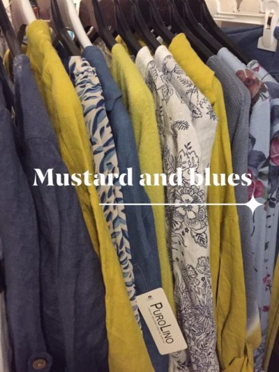 Mustard and Blues
